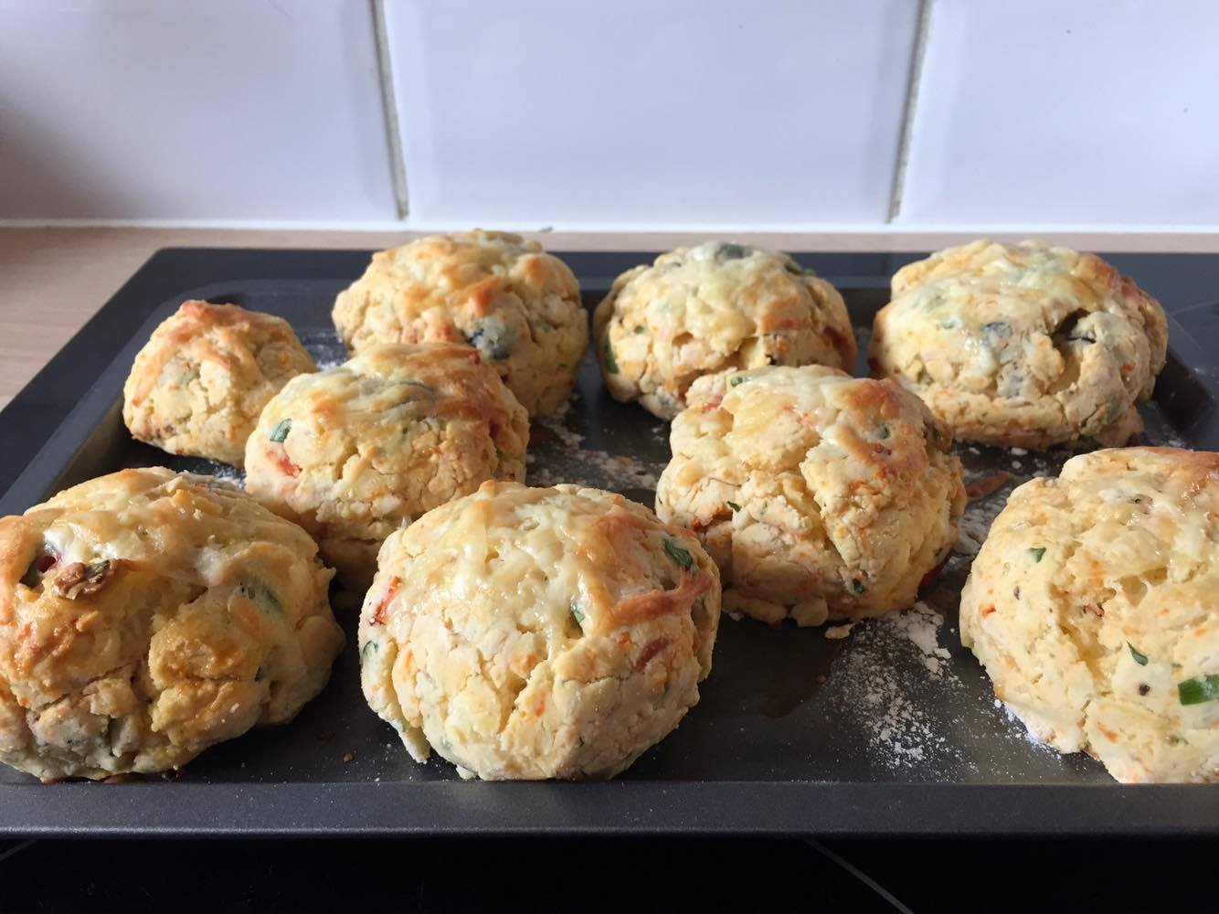 Mama's dairy-free & gluten-free scone recipe
